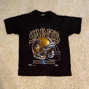 Vintage New Orleans Saints Tee